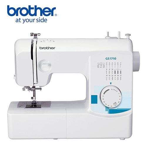 日本brother 實用型縫紉機 GS-1710