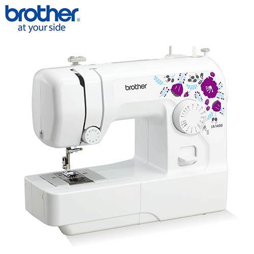 日本brother 紫語花仙子縫紉機 JA-1400