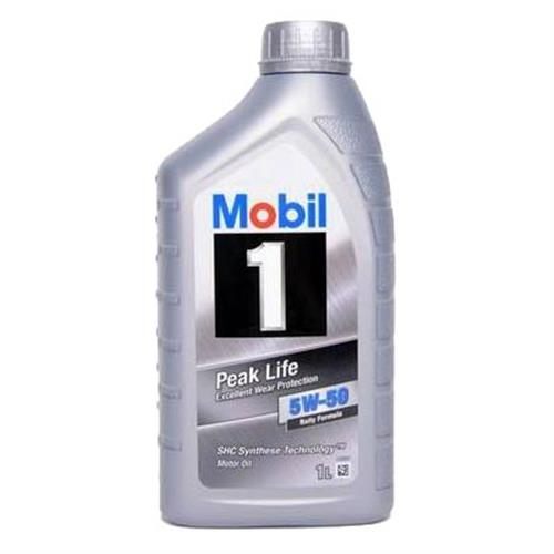 Mobil1 PEAK LIFE 機油 5W-50
