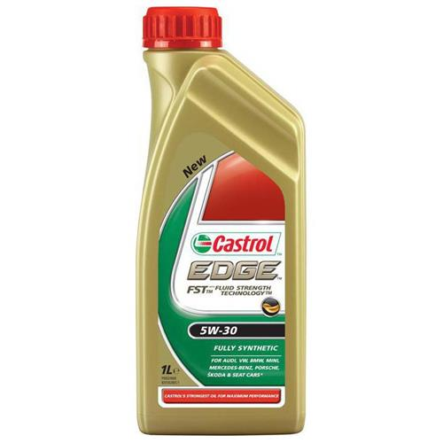 Castrol 嘉實多機油 EDGE FST 5W30