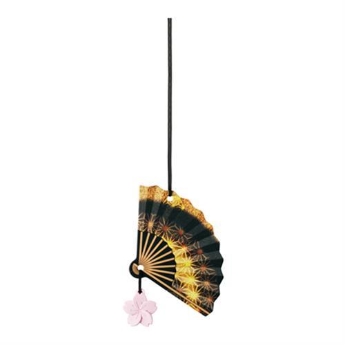 日本CARMATE 和風吊扇 芳香劑 H772