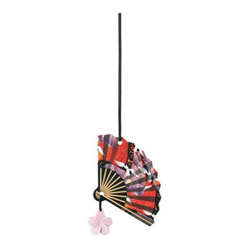 日本CARMATE 和風吊扇 芳香劑 H774