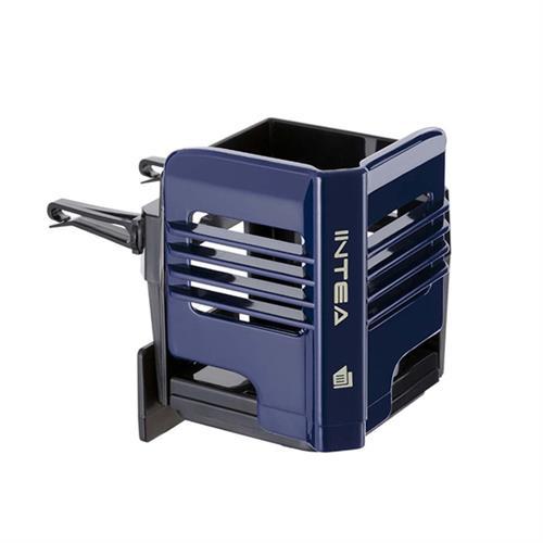 日本NAPOLEX 冷氣孔飲料架(藍) Fizz-1015