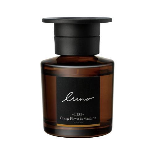 日本CARMATE Luno 天然液體芳香消臭劑 L383 柑橘花