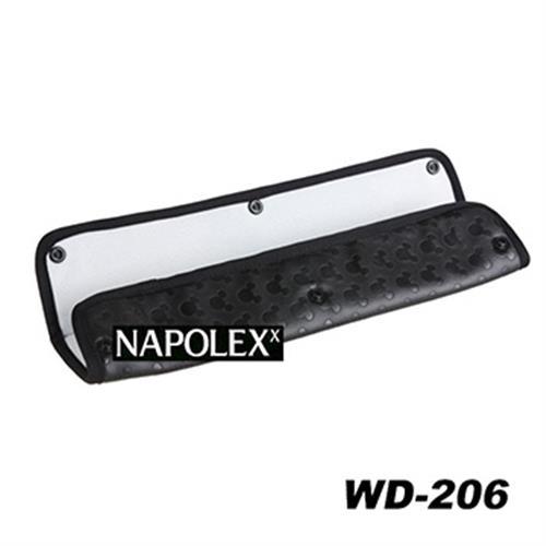 日本NAPOLEX Disney 米奇安全帶護套 WD-206