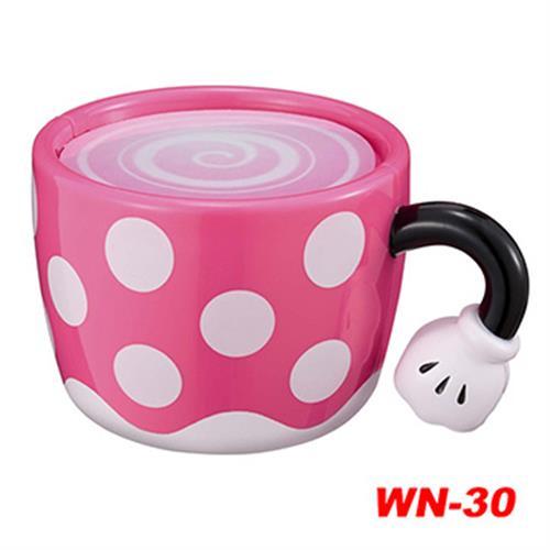 日本NAPOLEX Disney 米妮 造型芳香劑-沐浴香 WN-30