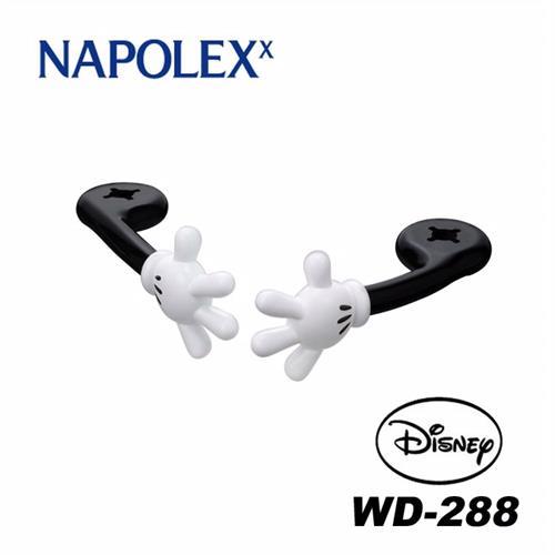 日本NAPOLEX Disney 米奇頭枕雙掛勾 WD-288