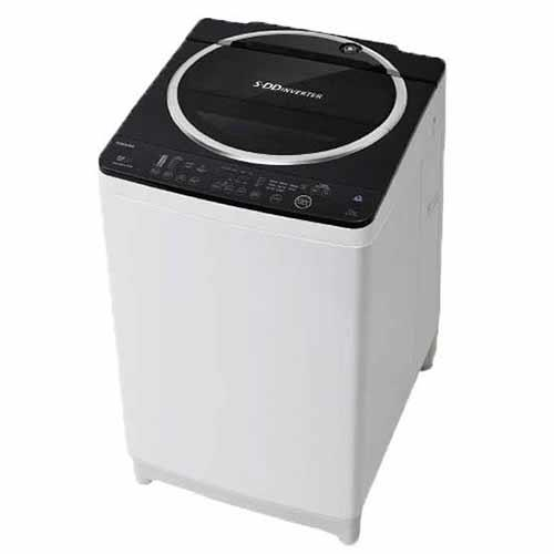 TOSHIBA東芝SDD變頻12公斤洗衣機 AW-DE1200GG(魅力黑)