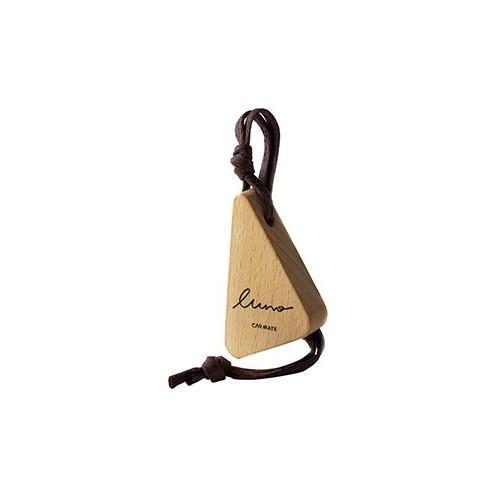 日本CARMATE Luno 吊掛式實木芳香劑 H611青蘋果