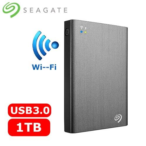 Seagate Wireless Plus 2.5吋 1TB 無線外接硬碟