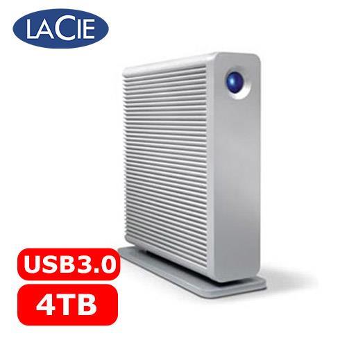 LACIE d2 Quadra 3.5吋 4TB 外接硬碟