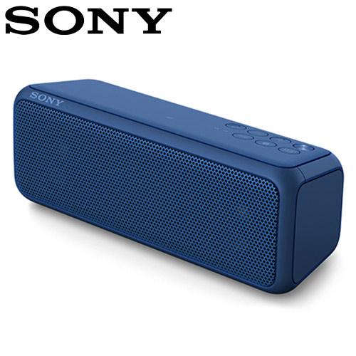SONY 索尼 SRS-XB3 NFC 無線防水藍牙喇叭 藍