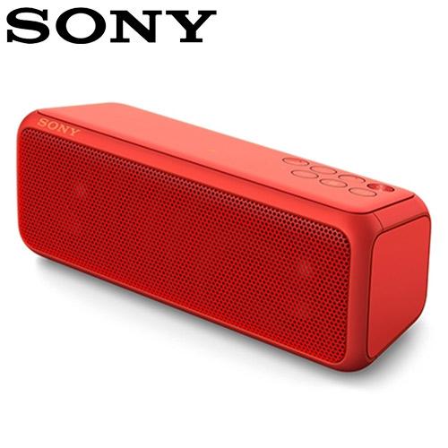 SONY 索尼 SRS-XB3 NFC 無線防水藍牙喇叭 紅