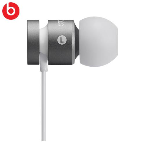 Beats urBeats 耳塞式耳機麥克風 銀