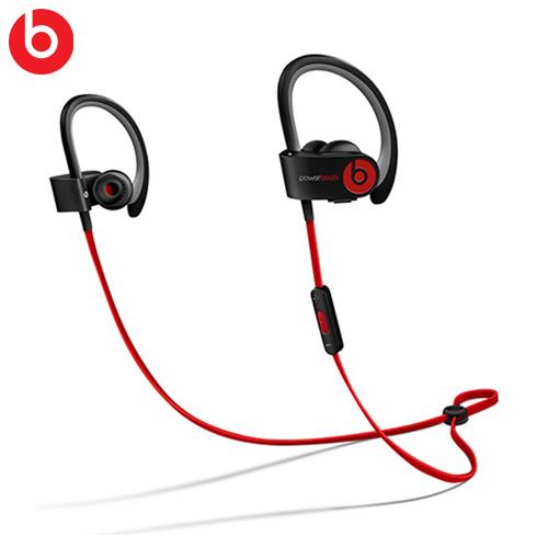 Beats Powerbeats2 Wireless 藍牙無線運動耳麥-黑