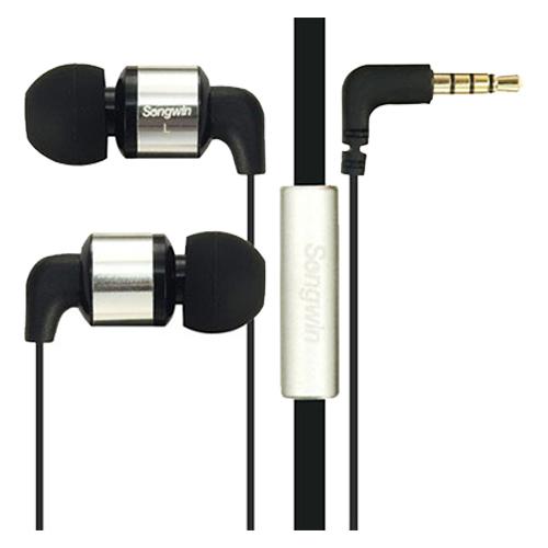 尚之宇 S600 耳機麥克風 銀