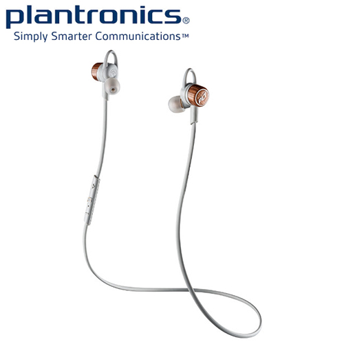 【出清特惠】Plantronics 繽特力 BackBeat GO 3 藍牙耳麥-銅