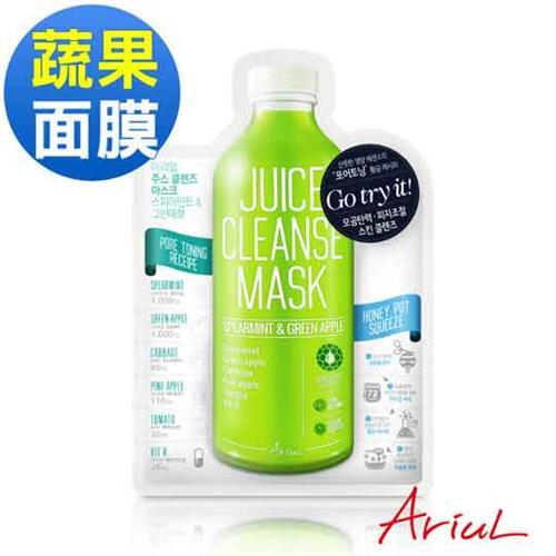 韓國Ariul果汁面膜-綠薄荷 & 青蘋果(1 入)