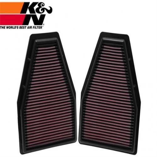 K&N 高流量空氣濾芯 33-2484 PORSCHE 911
