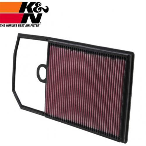 K&N 高流量空氣濾芯 33-2774 VW  BEETLE