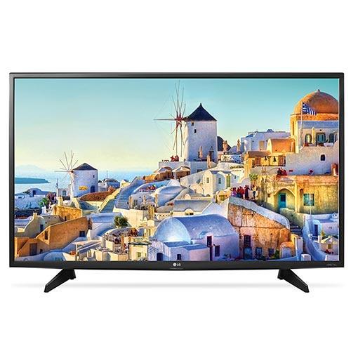 LG 43型4K智慧聯網電視 43UH610T