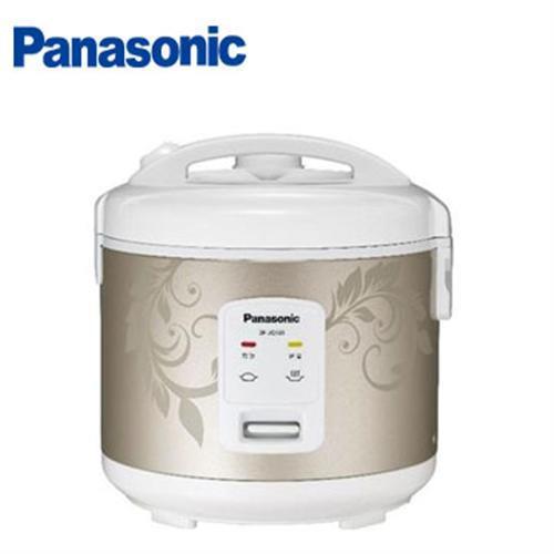 Panasonic 10人份機械式電子鍋 SR-JQ185