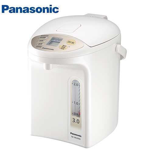 panasonic微電腦熱水瓶 NC-BG3000