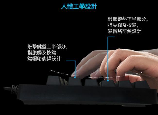 Logitech 羅技 G610 Orion 青軸機械鍵盤|EcLife良興購物網