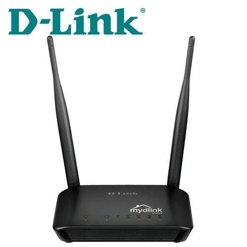D-Link 友訊 DIR-605L 11n 雲路由 無線寬頻分享器(B2新版)