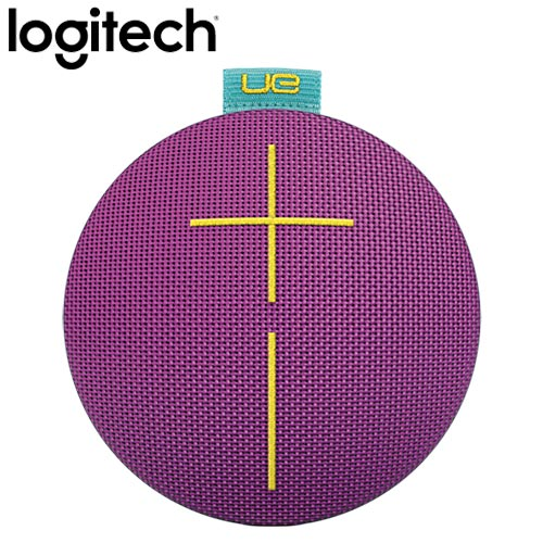 Logitech 羅技 UE ROLL 無線藍牙喇叭 紫紅