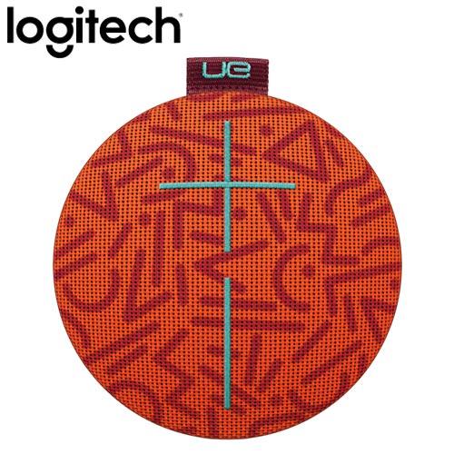Logitech 羅技 UE ROLL 無線藍牙喇叭 甜辣橘