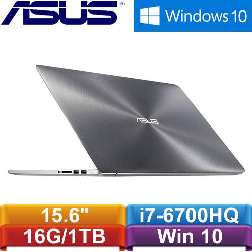 ASUS華碩 UX501VW-0062A6700HQ 15.6吋筆記型電腦