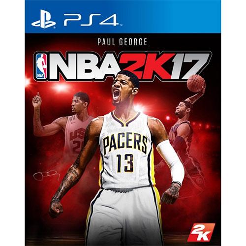 【預購】PS4遊戲《NBA 2K17》中文版