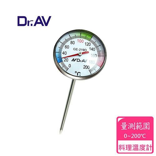 【Dr.AV】多功能筆型溫度計(GE-219D)
