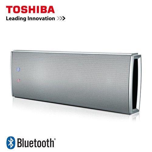 【TOSHIBA東芝】輕便型高音質藍牙喇叭TY-WSP61TW