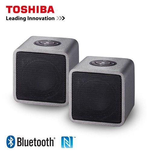 【網購獨享優惠】【TOSHIBA東芝】木質音箱藍牙喇叭TY-WSP5TTW