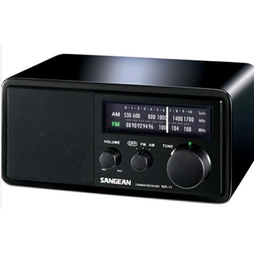 SANGEAN 山進 二波段收音機 WR-11