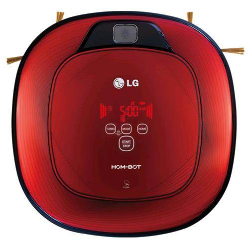 LG 雙眼小精靈 清潔機器人 好正款VR64702LVM 寶石紅