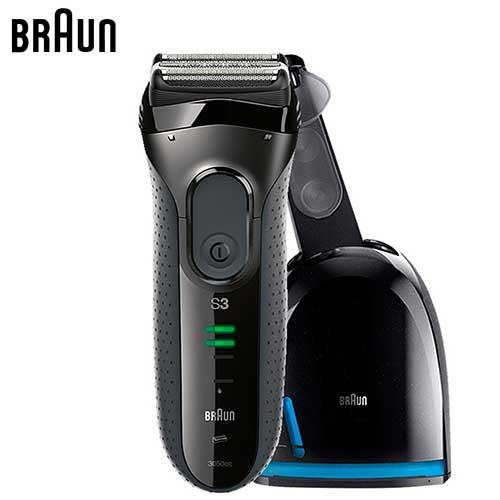 德國百靈BRAUN-新升級三鋒系列電鬍刀3050cc