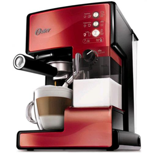 OSTER 奶泡大師義式 咖啡機 BVSTEM6602R
