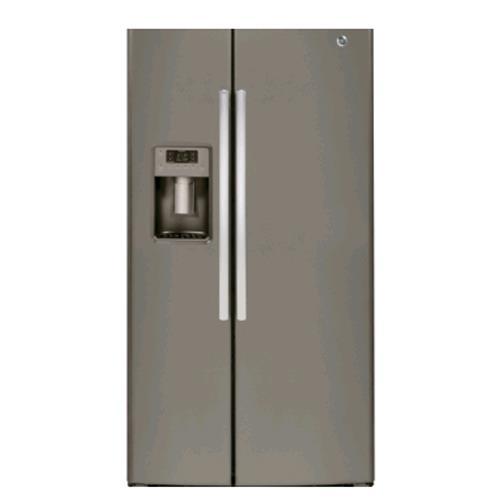 美國GE奇異 對開門冰箱(733L) GSE25HMES