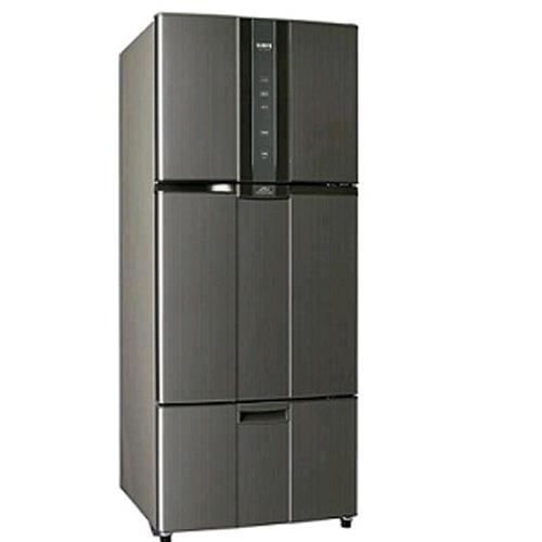 SAMPO聲寶 580L智慧節能變頻一級三門冰箱SR-N58DV(石墨銀K2)