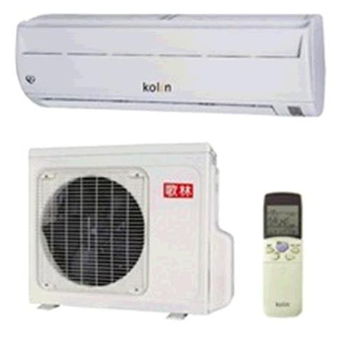 KOLIN 1-1分離式定頻單冷空調 KOU-32203/KSA-322S03