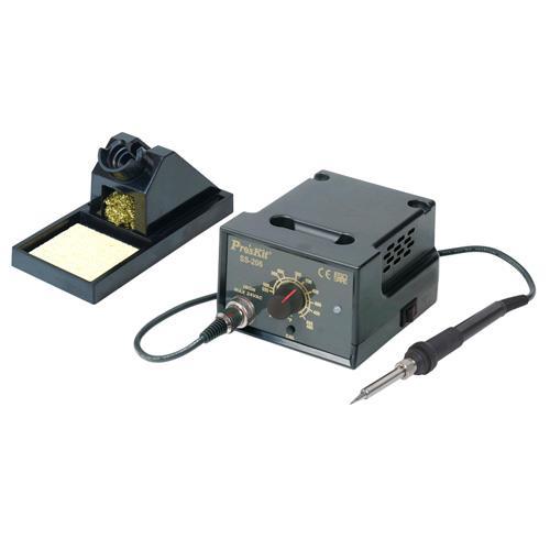 寶工 SS-206E 防靜電溫控焊台