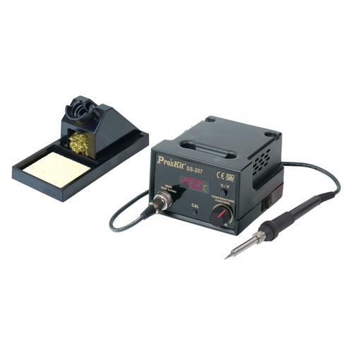防靜電數位溫控焊台