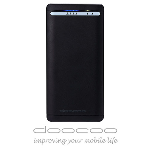 doocoo iFast 8500+ 雙向閃充 智能行動電源 (支援Type C) - 尊爵黑