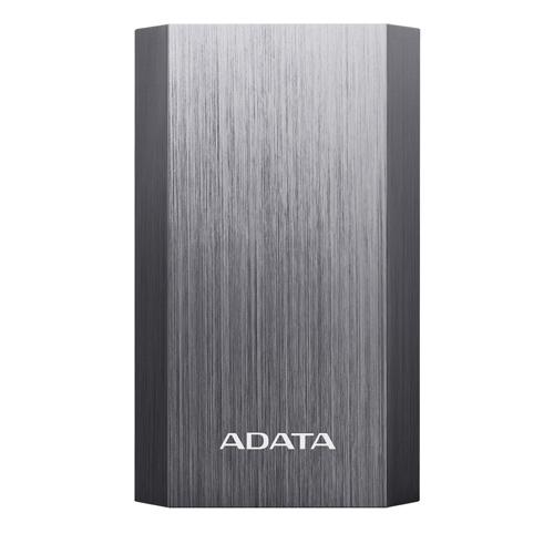 ADATA威剛 大容量行動電源 A10050 ( 鈦灰 )