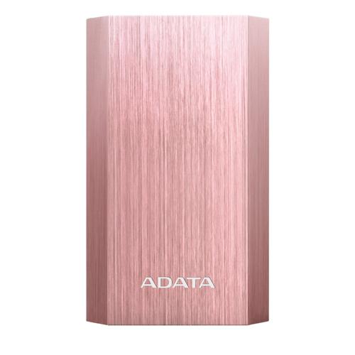 ADATA 威剛 A10050 行動電源 ( 玫瑰金 )