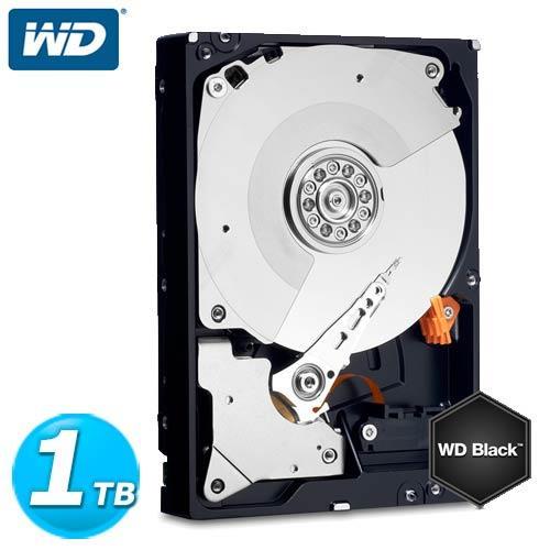 【限時搶購】WD 黑標 2.5吋 1TB(9.5mm  內接硬碟