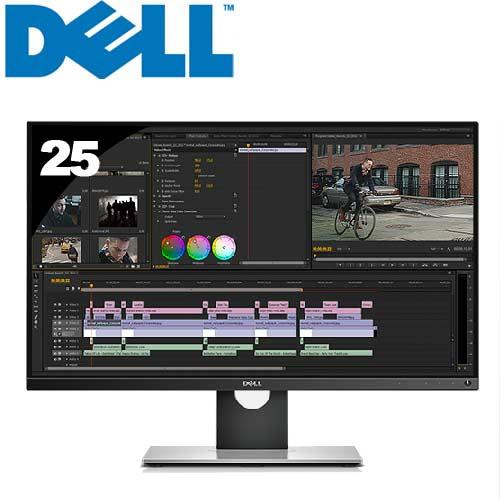 R1【福利品】DELL 25型QHD專業高階液晶螢幕 UP2516D